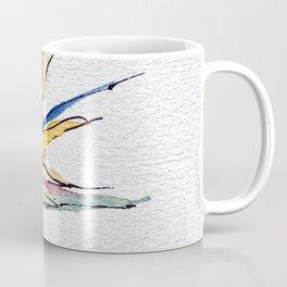 Bright Tropical Flower  Coffee Mug