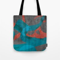 calligraphy Tote Bags featuring Calligraphy by Imad Hasan