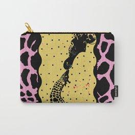 Fun Giraffe Splash Carry-All Pouch