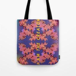 I am the Creator v1 Tote Bag