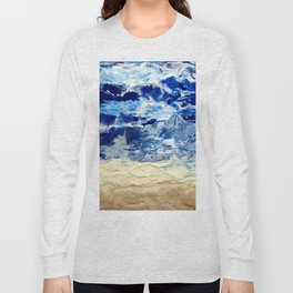 Abstract 18 Long Sleeve T-shirt