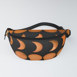 Solar Eclipse 2017 Fanny Pack