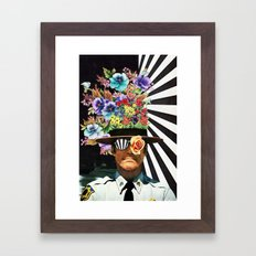 Zimbardo Framed Art Print