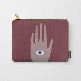 hamsa I Carry-All Pouch