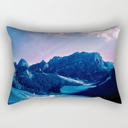 Mountain Magic Rectangular Pillow