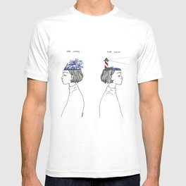 The Chaos and The Calm T-shirt