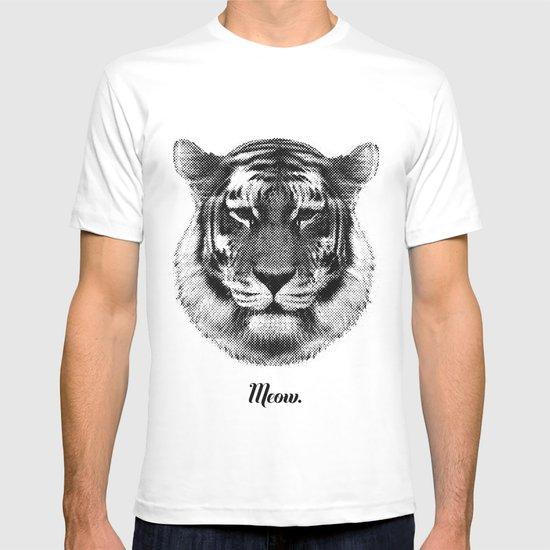 TIGER SAYS MEOW T-shirt