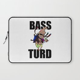 BASS TURD MEME GRAPHIC Laptop Sleeve