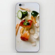 kitchen detritus. iPhone & iPod Skin