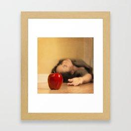 The fairest of them all... Framed Art Print