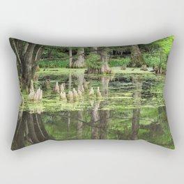 Swamp Rectangular Pillow