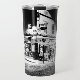Café le Nazir (Montmartre; Paris) Travel Mug