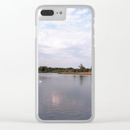 Lakeside Clear iPhone Case
