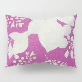 Détail 2 feuillage Pillow Sham