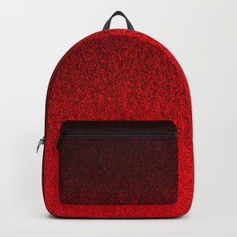 Ruby Red Ombré Design Backpack