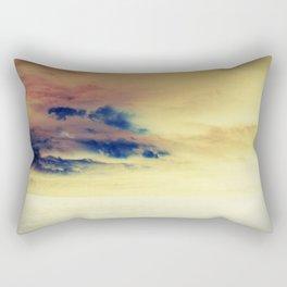 Ghost Storm Rectangular Pillow