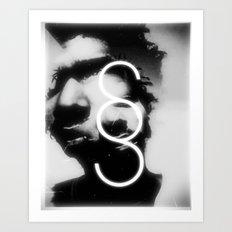 ALIENATION PT. DEUX Art Print