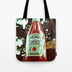 Everything's better in glass Tote Bag