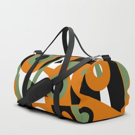 Abstract #977 Duffle Bag