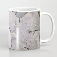 shell Mugs featuring Shell by CrookedHeart