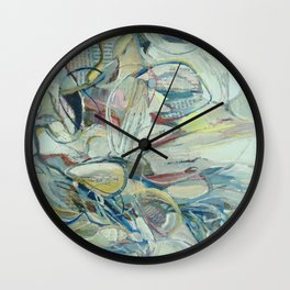 Revelation Carol Wall Clock