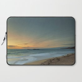 Sandwood Bay at Sunset Laptop Sleeve