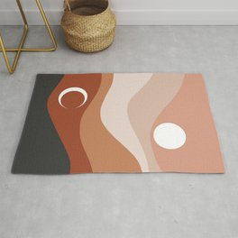 Moon and Sun Season Rug