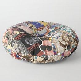 The K Groove Floor Pillow