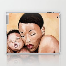 Mother and baby. Laptop & iPad Skin