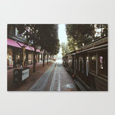 San Francisco, Autumn 2013. Canvas Print