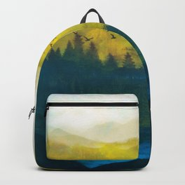 Mountain Lake Backpack