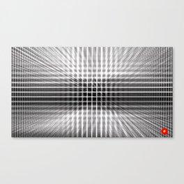 Qpop - Continuum 3 Canvas Print