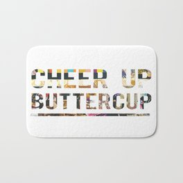 CheerUp Buttercup Bath Mat