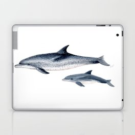Atlantic spotted dolphin Laptop & iPad Skin