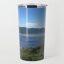 Florianopolis Beach Landscape Travel Mug