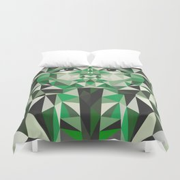 Ghost of Tutankhamun Duvet Cover
