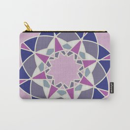 one purple flower Carry-All Pouch