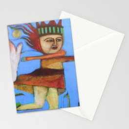 Circlet Dance Stationery Cards