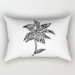 Girl From the North Country  Rectangular Pillow