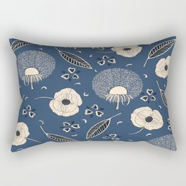 Dandelion Spring Rectangular Pillow