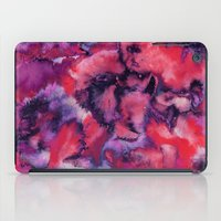 depression iPad Cases featuring Verity by Jacqueline Maldonado