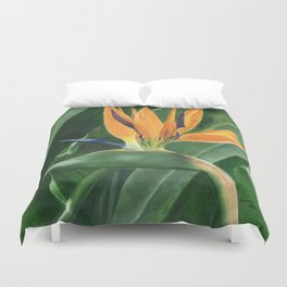 Simply Elegant by Teresa Thompson Duvet Cover
