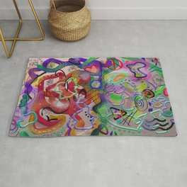 String Theory Rug