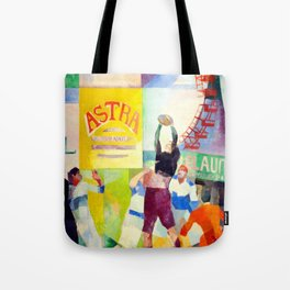 Robert Delaunay - The Cardiff Team Tote Bag