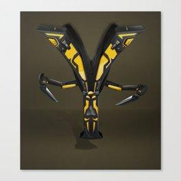 Superbet 'Y' Canvas Print