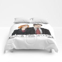 MR& MRS SPOOKY Comforters