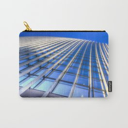 The Walkie Talkie London Abstract Carry-All Pouch