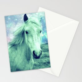 Celestial Dreams Horse Stationery Cards