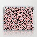 Leopard Print - Icy Peach by silverpegasus