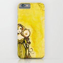 Cymbeline - Shakespeare Folio Illustration iPhone Case
